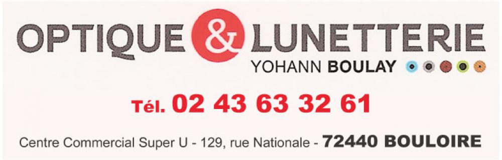 Optique & Lunetterie - Yohann Boulay<br>