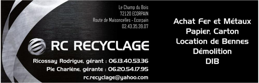 RC Recyclage<br>